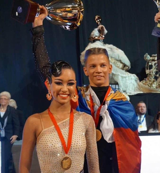 Чемпионы мира Юниоры-2 ЦТС ЦСКА 2018