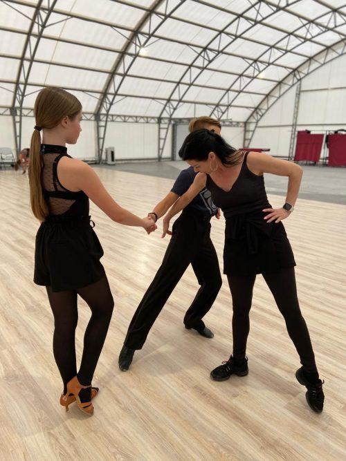 танцевальные сборы